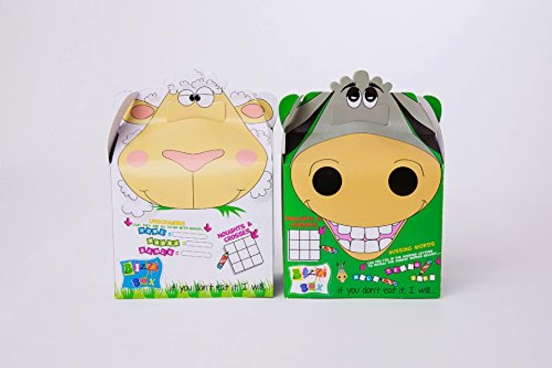 Craftis Bscatola004bambini pasto Deal scatola