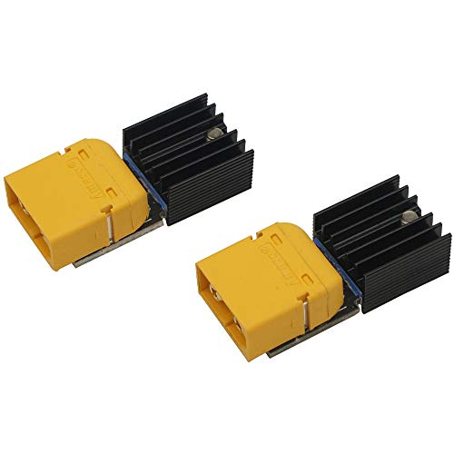 VIFLY 2pcs Store Safe Smart LiPo Battery Discharger to Storage Voltage