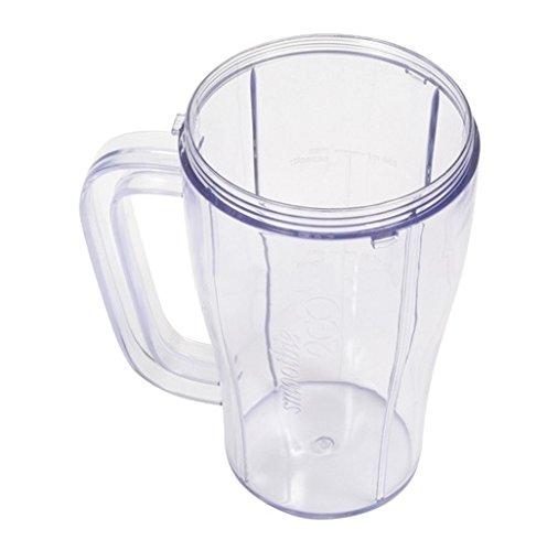 Kenwood Blender/Smoothie Maker Travel Mug-for: BL030, SB055 Etc. (711633), 1