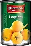 Diamond Loquats (Níspero) En Almibar 565 g