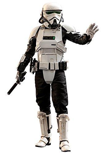 Hot Toys Figura Patrol Trooper 30 cm. Han Solo: Una Historia de Star Wars. Movie Masterpiece. Escala 1:6