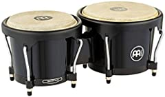 Built for any setting — whether you're expanding your percussion set up, adding bongos to your drum kit, playing casual jam sessions or stripped-down acoustic music, the Meinl Journey Series bongos fit into virtually any style in any musical setting ...