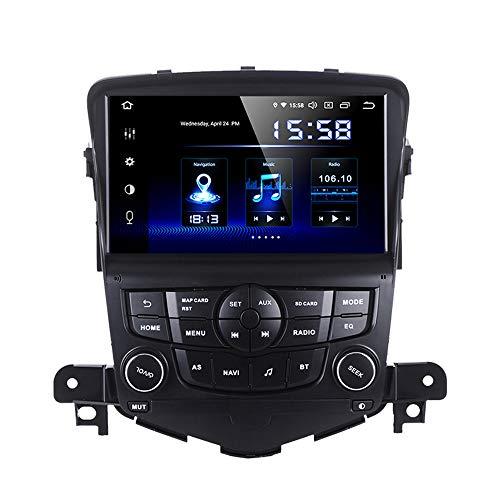 Dasaita 8' Android 9.0 Autoradio Touch Screen Incorporato Carplay per Chevrolet Cruze 2008 2009 2010 2011 Stereo Auto Bluetooth GPS DAB+ Carplay USB Controllo del Volante DSP 4G RAM 64G ROM