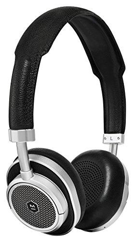Master & Dynamic Auricular inhalámbrico MW50 Negro y plata