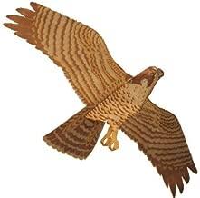 Jackite Assembled Peregrine Falcon Bird Kite, Wind Sock, Pest Deterrent