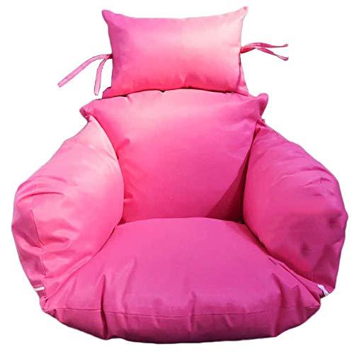 Columpio Colgante Silla Cojín Cojines para hamaca colgante para silla, cojín para asiento de...