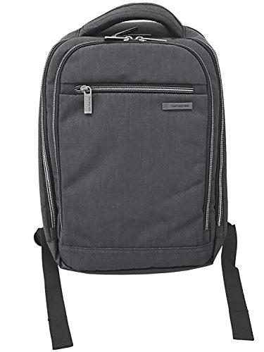 SAMSONITE サムソナイト Modern Utility Small Backpack モダンユーティリティ スモールバッグパック リュック 89576-5794 Charcoal Heather/Charcoal [並行輸入品]