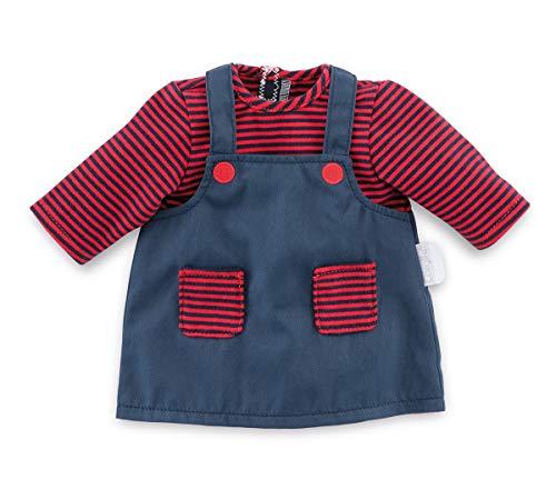 Corolle Mon Premier Poupon 30cm Kleid / gestreift / für alle 30cm Babypuppen / Für Kinder ab 18 Monaten geeignet