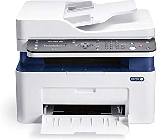 Xerox WorkCentre 3025NI Multifunction Laser Printer White