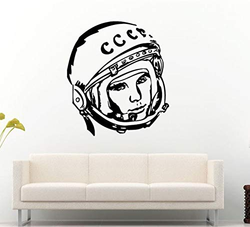 BailongXiao Sin Marco-Casa a Prueba de Agua Rusia soviética Famoso Astronauta moonman Spaceman Wall DEC