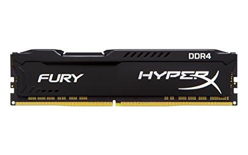 HyperX Fury - Memoria RAM de 16 GB (DDR4, 3466 MHz, CL19, DIMM XMP ...