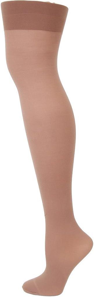 Mod & Tone Sheer Support Control Top Pantyhose 30 Denier