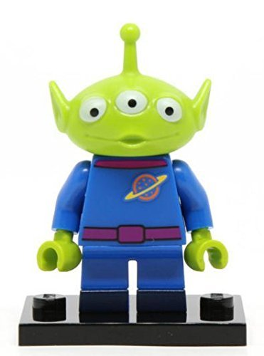 LEGO Disney Series 16 Collectible Minifigure Toy Story Alien (71012) by LEGO
