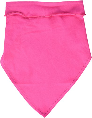 Sterntaler Sterntaler Kopftuch für Mädchen mit Rüschen, Alter: ab 18-24 Monate, Größe: 51, Magenta