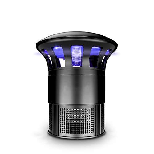 Anti-muggenlamp, muggenmoordenaar afstotende lamp, insectenvallen vliegenmoordenaar, elektrische muggen om kinderen te beschermen, doodt insecten met 365NM Ultraviolet USB LED-licht, geen chemicaliën, voor binnenuitgang