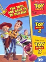 Toy Story 1/Toy Story 2/Toy Story 3 (3D)