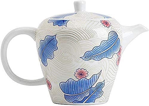 Yruog tetera Tetera de cerámica Tetera de esmalte Teteras Teteras Tetera de cerámica Tetera de porcelana Tetera de cerámica Juego de té Kung Fu Tetera individual Tetera simple 180ML
