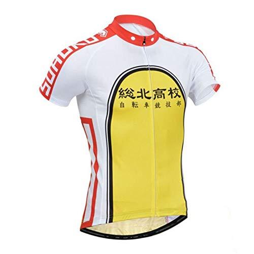 XIAMAZ - Maillot de ciclismo para hombre, para verano, MTB, ropa para...