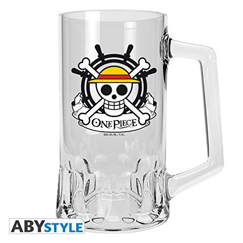 ABYstyle - ONE PIECE - Chope - Skull Luffy