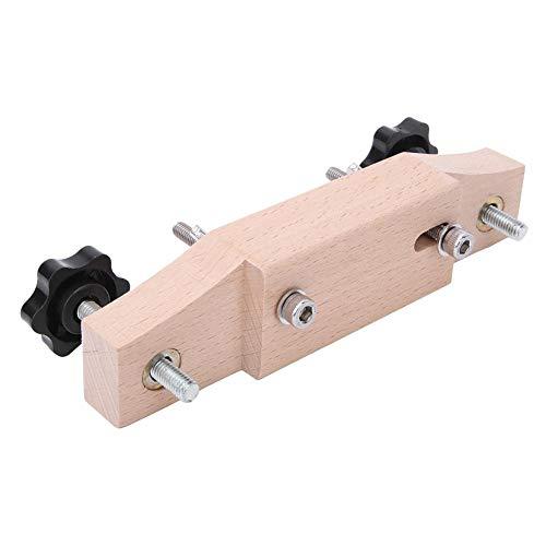 Betrieb 14mm bis 62mm langlebiges Bridge Replace Tool, praktische Befestigung Guitar Bridge Clamp, Cello Studenten Anfänger für zu Hause