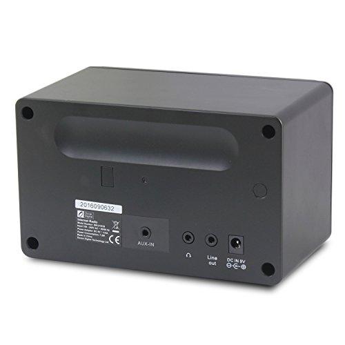 Ocean Digital Radio Internet WR-210CB WiFi Bluetooth sans Fil...
