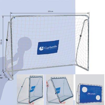 por-16–Tür-Tischfussball Garlando Multi Trainer Pro cm 215x 152mit Netz Training incl...