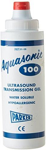 Aquasonic 100–Gel conductor ultrasonidos 250ml