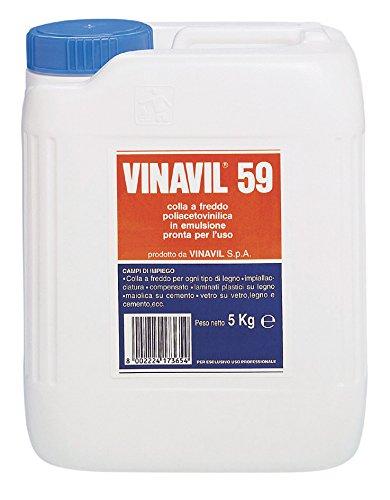 COLLA VINILICA 59 Kg.5 VINAVIL (Kg 5) [VINAVIL ]