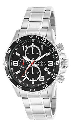 INVICTA Reloj Cronógrafo para Hombre de Cuarzo con Correa en Acero Inoxidable 14875