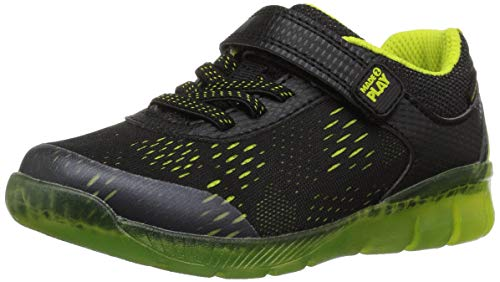 Stride Rite Kids' Made 2 Play Lighted Neo Sneaker