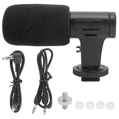 Micrófono de cabeza de voz de condensador electrostático, micrófono...