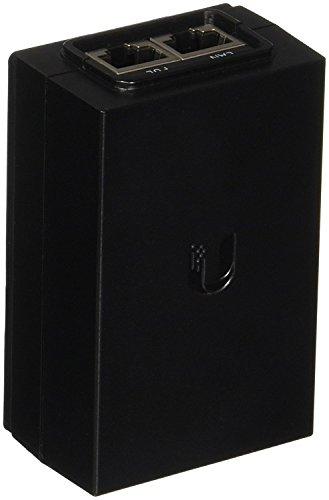 Ubiquiti Networks POE-24-24W Fast Ethernet 24V adaptador e inyector de PoE - Adaptador/inyector de PoE (Fast Ethernet, 10,100 Mbit/s, 24 V, 90-260, 47-63, 0-40 °C)