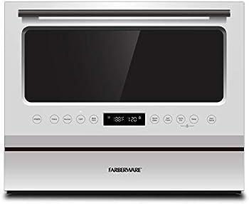 Farberware Professional FCD06ASWWHC 6 Piece Countertop Dishwasher