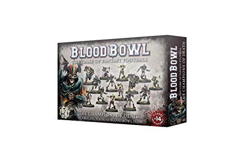 Champions of Death Shambling Undead Blood Bowl Team