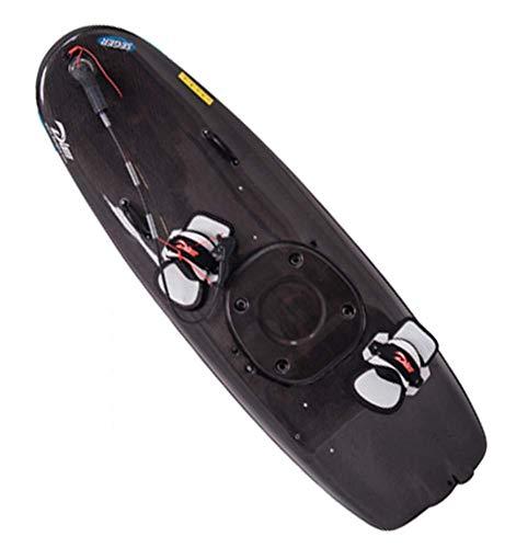Elektrische Wasseroberfläche Surfbrett, Elektro Schwimmen Kickboard, Smart-Somatosensory Surfing Brett Schwimmhilfen.(Fünf Stile) WTZ012 (Color : Black)