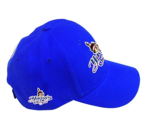 Yaquis de Obregon Cap Hat Color Blue (One Size)