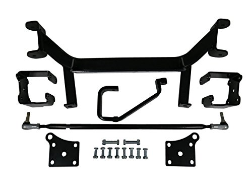 """Freedom Offroad Powersports 6"""" Drop Axle Lift Kit for EZGO Golf Cart 2001.5-2013 Electric TXT"""