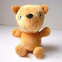 XINHU Pluche Speelgoedbeer Pluchen Pop Speelgoed Pluchen Speelgoed Vakantie Cadeau's Dinosaurus Kinderen (Color : Bear)