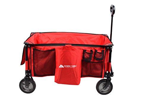 Ozark Trail Folding Wagon (Red)