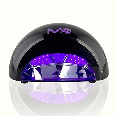 MelodySusie 12W LED Nail Dryer - Nail Lamp Curing LED Gel Nail Polish
