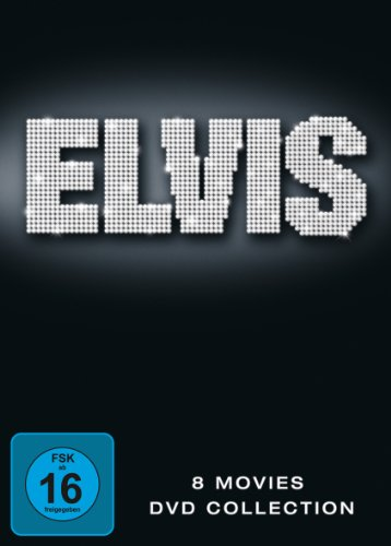 Elvis - 8 Movies DVD Collection (30th Anniversary, 8 Discs)