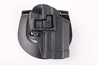 BLACKHAWK! Serpa 413510BK-R Holster Smith & Wesson 5900,4000,9/40 Black
