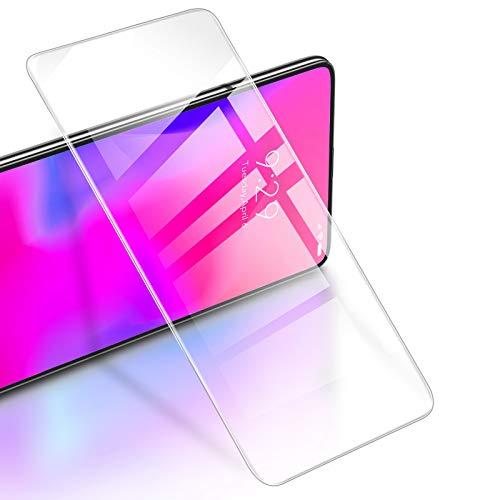 RIWNNI [3 Stück Panzerglas für Xiaomi Mi 9T/Mi 9T Pro, 9H Härte Panzerglasfolie, HD Klar Displayschutz Glas Folie 0.25mm Ultra Dünn Schutzfolie Blasenfrei für Xiaomi Mi 9T/Mi 9T Pro - Transparent