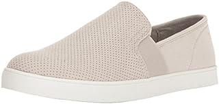 Dr. Scholl's Women's Luna Sneaker, Greige Microfiber...