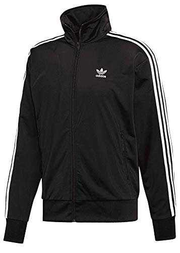 Adidas Firebird Trackjacket Jacke (L, Black)