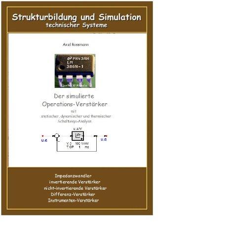 Der simulierte Operations-Verstaerker (Strukturbildung und Simulation technischer Systeme)