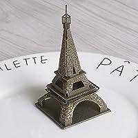 ミニ教育3Dモデルパズル3Dエッフェル塔モデルDIYおもちゃ、有名な建物のミニ3dパズル