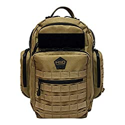 HSD Tactical Bag Backpack for New Military Dads