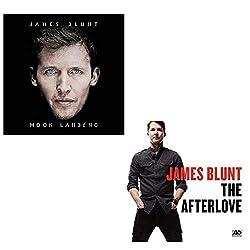Moon Landing - Afterlove - James Blunt Greatest Hits 2 CD Album Bundling