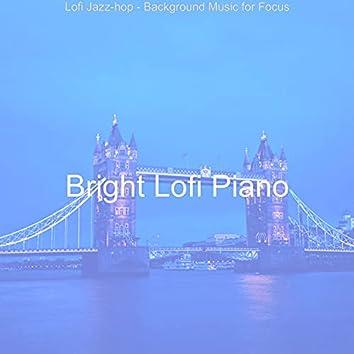 Lofi Jazz-hop - Background Music for Focus